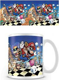 Super Mario Art Coffee Mug