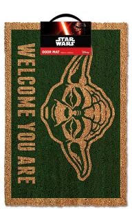 Star Wars Doormat Yoda 40 x 60 cm