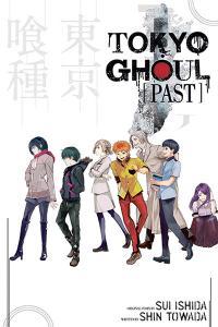 Tokyo Ghoul: Past Novel