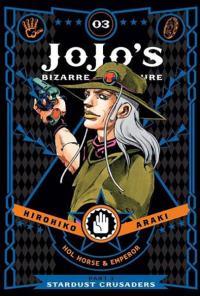 Jojo's Bizarre Adventure Stardust Crusaders Vol 3