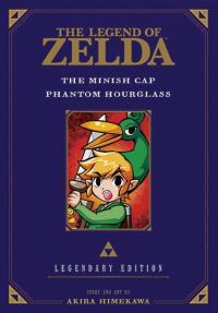 The Legend of Zelda Legendary Edition Vol 4