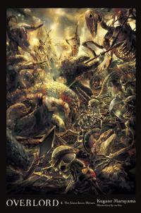 Overlord Light Novel Vol 4: The Lizardman Heroes