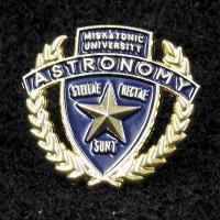 Varsity pin: Astronomy