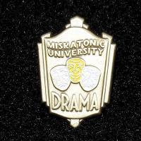 Varsity pin: Drama