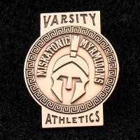 Varsity pin: Athletics