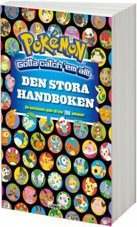 Pokémon - Den stora handboken