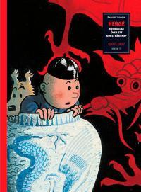 Hergé: Kronologi över ett konstnärskap 1