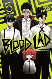 Blood Lad Vol 5