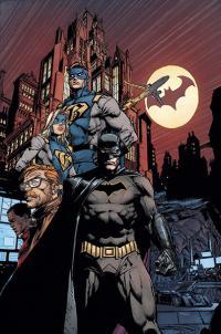 Batman Rebirth Deluxe Edition Book 1