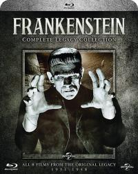 Frankenstein, Complete Legacy Collection