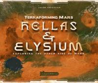 Terraforming Mars - Hellas & Elysium Expansion