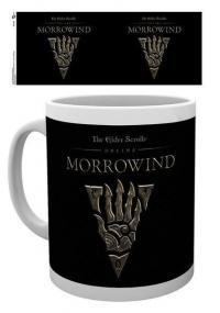 The Elder Scrolls Online Morrowind Mug Logo