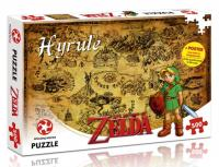 Hyrule Field Puzzle