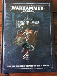 Warhammer 40.000: Rulebook