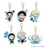 Acrylic Key Chain Yuri! ! ! on Ice 02