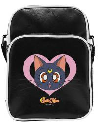 Sailor Moon Luna Small Vinyl Messenger Bag