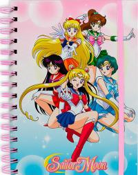 Sailor Moon Notebook Sailor Warriors