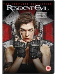Resident Evil: The Complete Collection (Film 1-6)