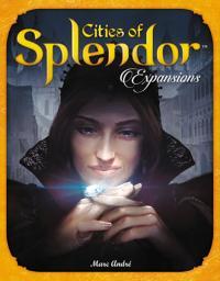 Splendor - Cities of Splendor Expansion (Skandinavisk utgåva)