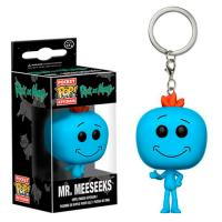 Mr Meeseeks Pop! Vinyl Figure Keychain