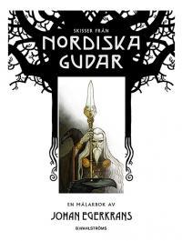 Skisser från Nordiska gudar