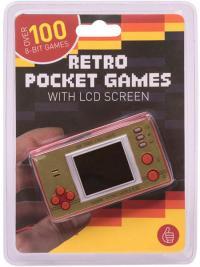 Retro Pocket Games Portable Console
