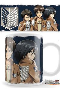 Attack on Titan Mug Blazon Unity