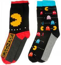 Pac-Man Socks 2-Pack