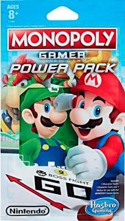 Monopoly Gamer Power Pack Booster (svensk utgåva)