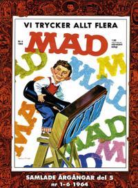 Svenska MAD samlade årgångar del 5 1964