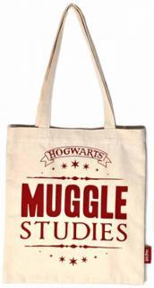 Harry Potter Shopper Tote - Muggle Studies