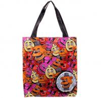 Five Nights at Freddy's Tote Bag Characters
