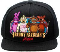 Five Nights at Freddy's Snap Back Cap Freddy Fazbear's Pizza