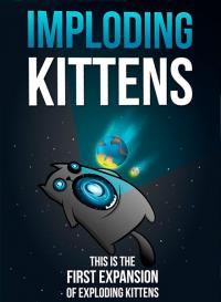 Imploding Kittens Original Edition