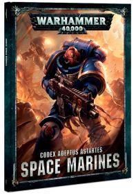 Codex: Space Marines (Adeptus Astartes) 2017