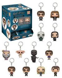 Harry Potter Pocket Pop! Keychain Assortment 5 cm