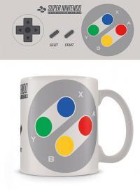 Super Nintendo Mug SNES Controller