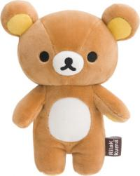 Rilakkuma Bear Plush: Small Super Soft