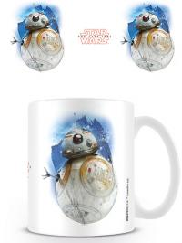 Star Wars The Last Jedi Mug BB-8 Brushstroke