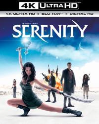 Serenity (4K Ultra HD+Blu-ray)