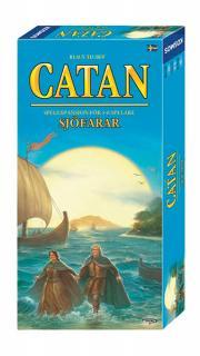 Catan - Sjöfarare 5-6 (Skandinavisk utgåva)