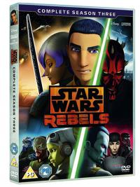 Star Wars Rebels, Season 3