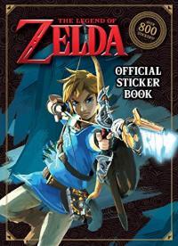 The Legend of Zelda Official Sticker Book