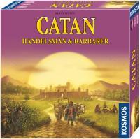 Catan - Handelsmän & Barbarer (Skandinavisk utgåva)