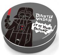 Memo can Darth Vader