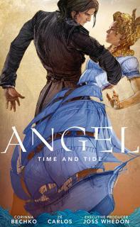 Angel Season 11 Vol 2: Time and Tide