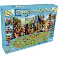 Carcassonne Big Box 2017 (svensk)