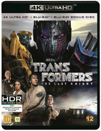 Transformers: The Last Knight (4K Ultra HD+Blu-ray)