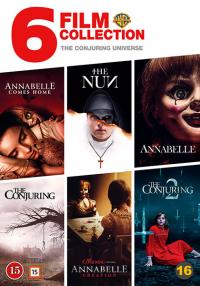 The Conjuring Universe, 6 Film Collection