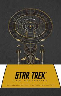 Star Trek Ruled Journal